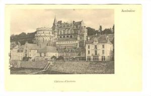 Chateau d'Amboise, Amboise (Indre-et-Loire), France, 1900-1910s