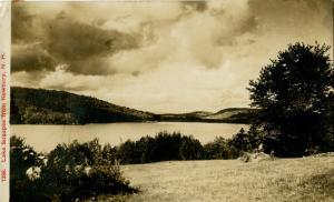 NH - Lake Sunapee. The View from Newbury, NH