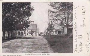 Maine Weeks Mills North Street
