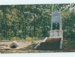 Pre-1980 MONUMENT SCENE Marietta Georgia GA AE7309