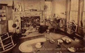 West Virginia Wheeling The Kitchen Mansion Museum Oglebay Park Artvue