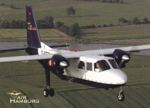 Air Hamburg Passenger Airplane , 70-90s