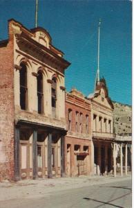 Nevada Virginia City Knights Of Pythias and Miners Union Hall