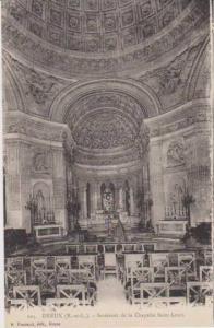 Interior View of Chapelle Saint Louis, Dreux, France 1900-10s