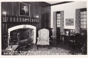 Kentucky William Whitley State Shrine Living Room Between Stanford and Crab O...