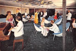 Meridian Room Canderra Panama 1970