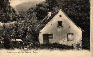 CPA AK Chaumiere au pied du Ballon d'Alsace (200359)
