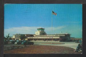 Tampa Airport,Tampa,FL Postcard