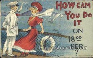 How can I do it Artist Dwig, Dwiggens, 1909 crease left top corner