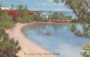 Mangrove Bay , SOMERSET, Bermuda, PU-1951