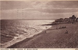 BEXHILL-on-Sea , England , 1947 ; Evening