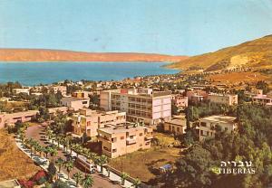 Tiberias Israel  Tiberias