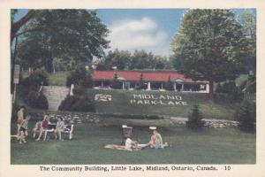 Community Building , MIDLAND , Ontario , Canada , 30-40s
