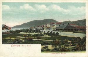 brazil, GUARUJA, Novo Hotel, Arredores de Santos (1910s)