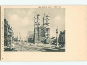 Pre-1907 NICE VIEW Westminster - London England UK i5362