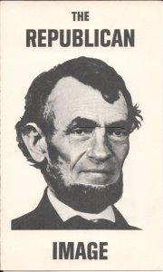 Fantasy Cover - Lincoln/Nixon - '72 Election Day Cancel