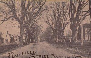 PLAINFIELD , Conn. , 00-10s ; Plainfield Street