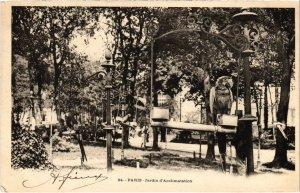 CPA PARIS 16e - Jardin d'Acclimatation (83577)