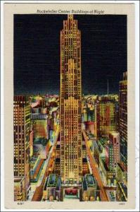 NY - New York City. Rockefeller Center