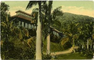 The French Hospital at Panama - DB