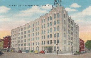 FINDLAY, Ohio, 1930-40s ; Ohio Oil Company
