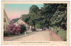 South Yarmouth, Mass, Pleasant Street