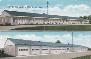 Ohio Canton Top O' The Mark Motel sk7333