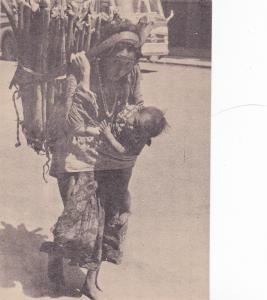 Wood carrying Villagewoman, Kathmandu , Nepal , 20-30s