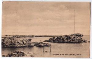 Signal Rock, Woodmont, CT