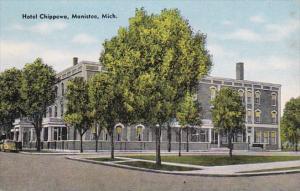 Michigan Manistee Hotel Chippewa