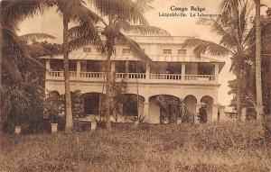 DR Congo Belge, Leopoldville, Le laboratoire 1917