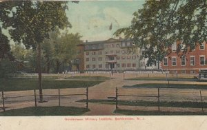 BORDENTOWN , New Jersey, 1907 ; Military Institute