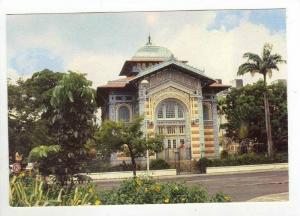 Fort-de-France , Martinique, Schoelcher Library, 60-70s