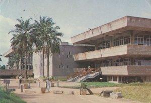Lagos University Nigeria Postcard