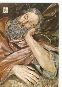 Postal 031535 : Murcia. Museo de Salzillo. La Oracion del Huerto (Santiago)