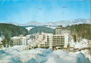 Slovenia, Rogaska Slatina, used Postcard