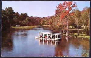 DOLLAR BOX – FL -  Silver Springs Glass Bottom Boat
