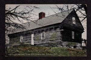 NH Garrison House DOVER NEW HAMPSHIRE POSTCARD