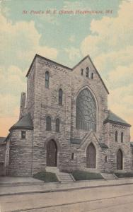HAGERSTOWN, Maryland, 00-10s; St. Paul's M.E. Church