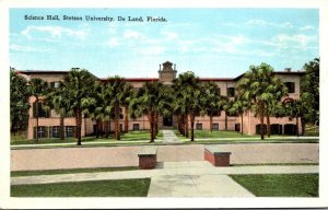 Florida Deland Science Hall Stetson University