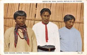Panama, Darien, Kana Indians, Ethnic, Native People, Indios del Kana 1922