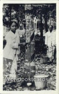 Rubber Tapping Singapore Unused