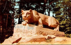 Pennsylvania State College The Lion Shrine Pennsylvania State College 1954