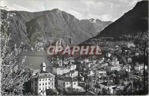 Postcard Modern Paradiso