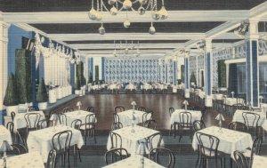 MACKINAC ISLAND , Michigan , 1930-40s ; Grand Hotel - Blue Room