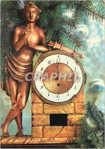 Postcard Modern Vesele vianoce has stastlivy novy rok