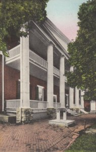 NASHVILLE, Tennessee, 1910 ; The Hermitage , Old Well