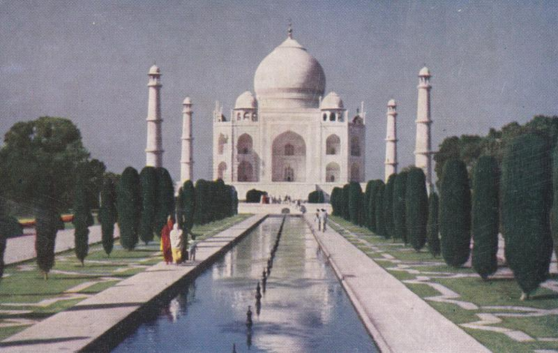 The Taj , Agra , Indian , 40-60s