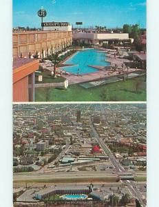 Unused Pre-1980 DESERT INN MOTEL Tucson Arizona AZ s2728-13
