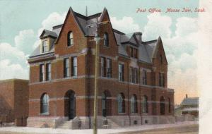 MOOSE JAW , Saskatchewan, Canada; Post Office , 00-10s